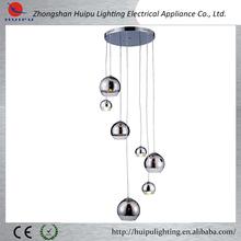 2014 Modern Design Mixture E14 and E27 Bulb Design High Quality Pendant Lamp