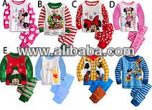Cute Baby Cloth outfit Long Sleeve Pyjama Sleep wear