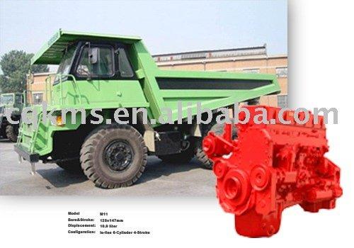 Partes de un motor m11-c300