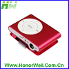 OEM Portable Free Logo Clip Sport Mp3 Digital Mini Mp3 Player Supporting TF Card