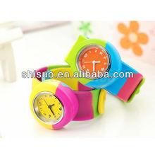 Hot Sell China Watch ,Silicone Watch, Slap Watch