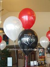 2012 hotsale good quality helium latex balloon