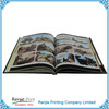 Luxury Hot Stamping Hardcover Book Printing Service