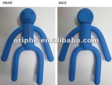 OEM usb stick usb 2.0,PVC man shape usb drive