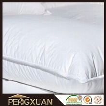 wholesale best quality white plain down pillow for hotel