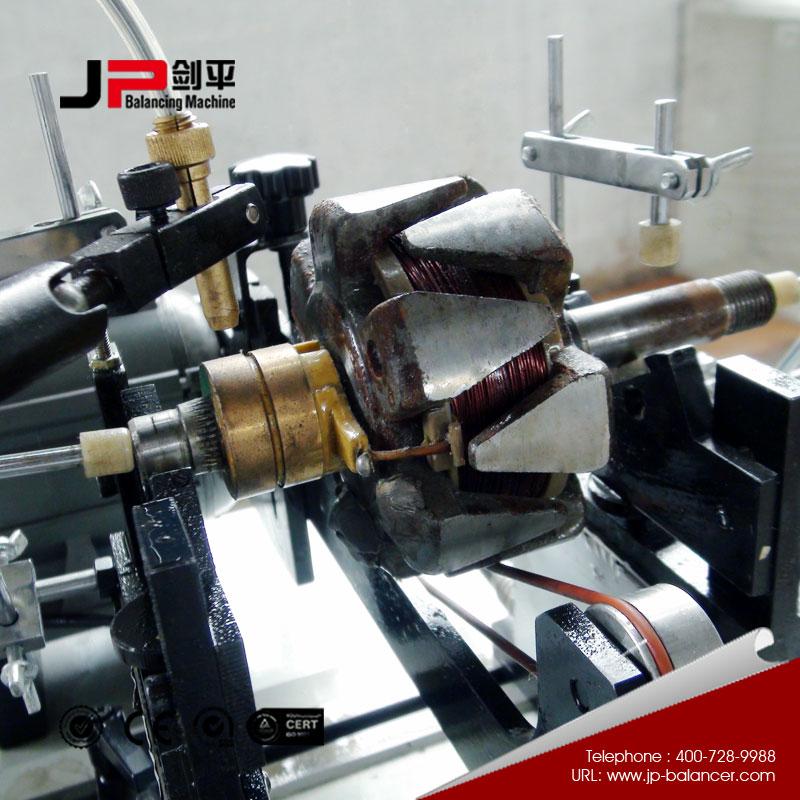 Horizontal de la máquina de equilibrio eléctrico para la armadura( phq- 16a)