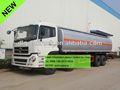 Dongfeng 8x4 315hp 30000l diesel tanque de combustível do caminhão tanque de combustível do caminhão dimensões 0086-13635733504