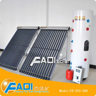 2014 Hot Sales Solar Water Heaters (Double Coiler 300Liter)