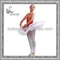 2013 nuevo estilo de orange hada de azúcar del ballet de la danza trajes del tutú del ballet trajes de ballet tutu vestido del funcionamiento