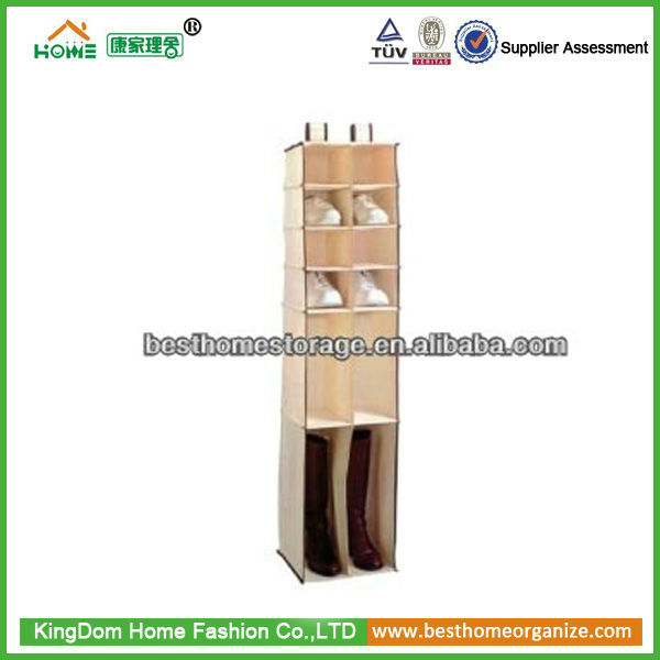 Hanging Boot And Shoe Organizer