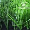 VIVATURF S-shape synthetic grass for soccer fields