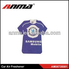 car paper air freshener bottle air freshener/hanging air freshener