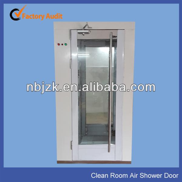 Doccia aria stanza pulita, box di passaggio con doccia aria
