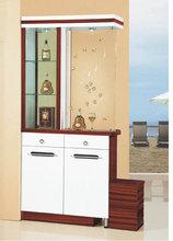 2014 antique wine bar cabinet