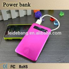 2014 new design product power bank 4000mah 5000mah,Innovating New products power bank