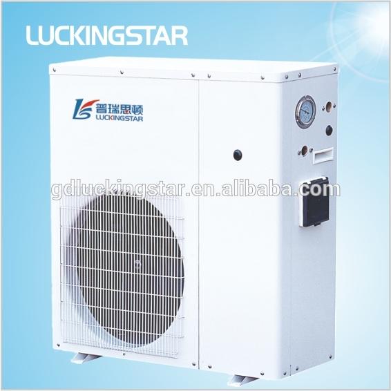 อินเวอร์เตอร์dcปั๊มความร้อนแยกเครื่องทำน้ำอุ่นราคา5kw, 8kw, 10kwกับce, cb, iec, ของsaso, sabs, mcsใบรับรอง