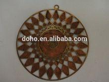 custom metal logos -- DH 16595