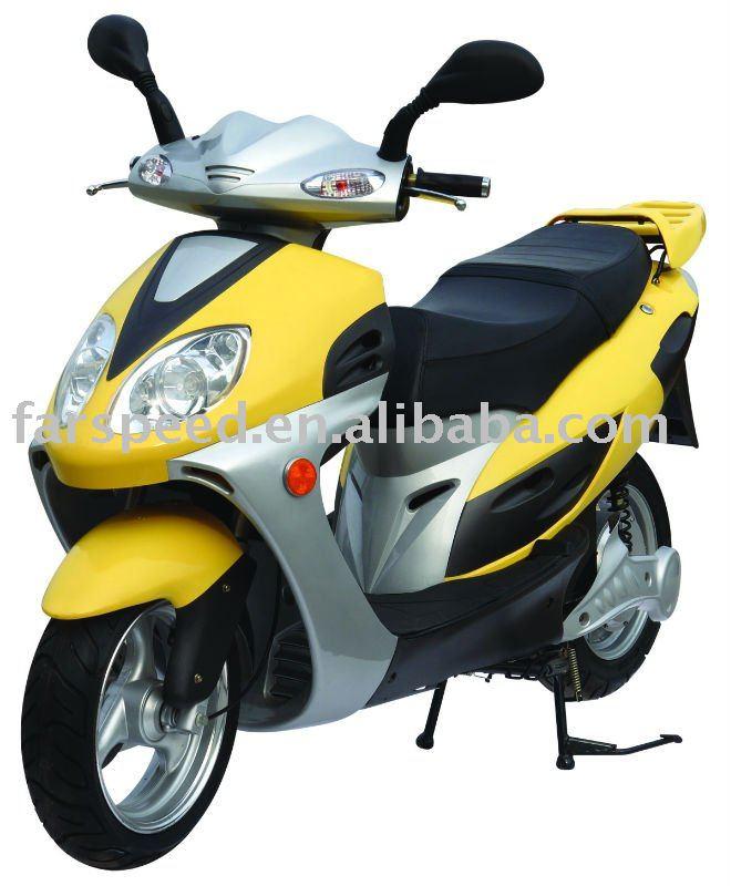 2000W EEC electric motorcycle