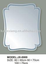 5mm silver glass mirror JX-0069