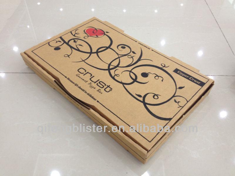 Flexo /offset printing pizza box manufacturer/cheap pizza box wholesale