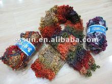 flower yarn fancy yarn