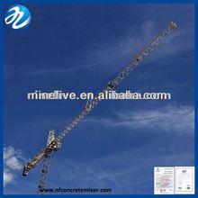 2012 QTZ125A price of mobile crane