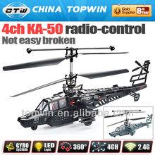 4ch KA-50 rádio - apache helicóptero de controle 4ch helicóptero