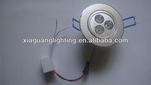 2013 hot sales led downlight puck make in china