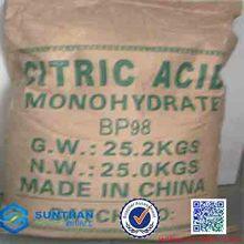 Usp24/BP98/e330 acid citric, acid citric khan, acid citric monohydrat, sodium citrate