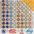 Jy-g-94 nuovo design mosaico colorato vitreo di vetro pietra piastrelle mosaico mix in vendita