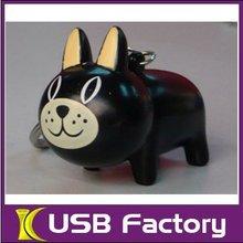 Colorful animal shape creative usb flash drive