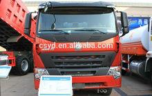 SINOTRUK HOWO A7 6x4 dump truck/tipper