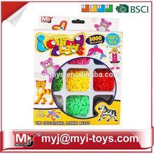 Direct selling funny plastic ironing beads diy interesting block BT-0060