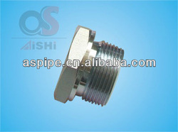 steel /brass/hydraulic fitting/ hydraulic adapter
