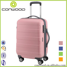 CONWOOD Hot Sale new design Polycarbonate(100%PC) Luggage