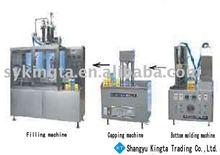 Gable top Juice filling machine