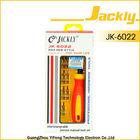 JK-6022,home tool manufacturers,screwdriver set,CE Certification.