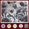high quality anti-pilling TR T/R 80/20 high stretch metallic stripe knitted punto roma fabric
