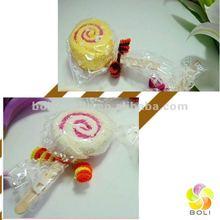 Fashion Cute Wedding Gift Cake Towel&Christmas Gift Wholesale