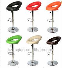 best latest design PU moon bar stools Good!!!