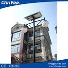 2-5M high solar led garden light Pole/ Excellent outdoor light for garden solar light/high lumen solar garden lights