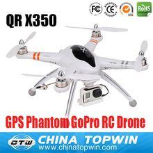 Walkera QR X350 GPS Phantom GoPro RC Drone walkera 10km wireless transmitter and receiver