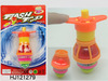Flashing Spinning Toy , plastic LED Peg-top Toy For Promotion Toy HJ121279