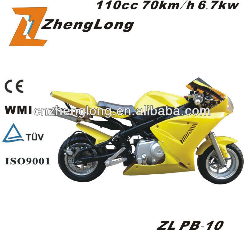Good quality pocket bike ZLPB-10