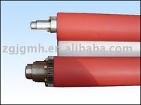 Komori printing rubber roller