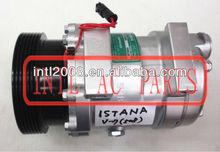 Sanden 508 PV6 AC compresor adaptar reemplazo para Delphi V5 SSANGYONG ISTANA ( BUS )