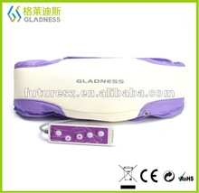 Belt massager with popular color of purple material