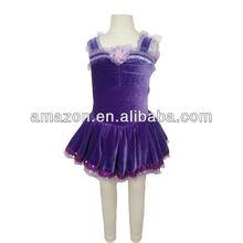 ANNA SHI 2013 new design purple The Nutcracker performance ballet tutu costumes ballet tutu ballet costumes performance dress
