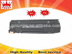 laser toner cartridge 12a toner cartridge for HP 2612a 35a 36a 85a 505a 540a 35a 36a 88a 78a for Canon for Samgsung for lexmark