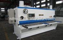 QC11K-16x3100 CN Hydraulic Guillotine Shear Machine